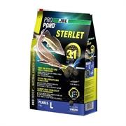JBL ProPond Sterlet L - Осн корм д/осетровых 60-90 см, тонущие гранулы 9 мм, 6,0 кг/12л