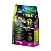 JBL ProPond Sterlet M - Осн корм д/осетровых 30-60 см, тонущие гранулы 6 мм, 3,0 кг/6 л