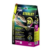 JBL ProPond Sterlet M - Осн корм д/осетровых 30-60 см, тонущие гранулы 6 мм, 6,0 кг/12л