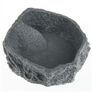 JBL ReptilBar GREY XL - Кормушка, поилка и купалка для обитателей террариума, серая