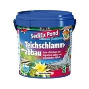 JBL SediEx Pond - Бактерии и активный кислород для расщепления ила, 1 кг на 10000 л