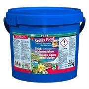JBL SediEx Pond - Бактерии и активный кислород для расщепления ила, 2,5 кг на 25000 л
