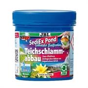 JBL SediEx Pond - Бактерии и активный кислород для расщепления ила, 250 г на 2500 л