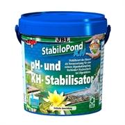 JBL StabiloPond KH - Пр-т для стабилизации pH воды в садовых прудах, 1 кг на 10000 л