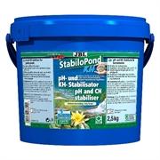 JBL StabiloPond KH - Пр-т для стабилизации pH воды в садовых прудах, 2,5 кг на 25000л