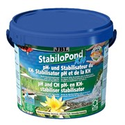 JBL StabiloPond KH - Пр-т для стабилизации pH воды в садовых прудах, 5 кг на 50000 л
