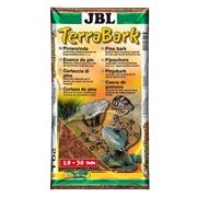 JBL TerraBark L - Натуральный субстрат из сосновой коры д/тропич террар, 20-30 мм, 20 л