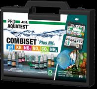 JBL ProAquaTest CombiSet+NH4 - Комплект тестов для определения 6 парам. пресной воды