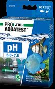 JBL ProAquaTest pH 6-7.6 - Экспресс-тест рН в пресной и морской воде в диап. 6-7,6