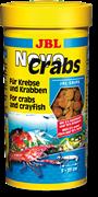 JBL NovoCrabs - Основной корм в форме тонущих чипсов для раков, 100 мл (45 г)