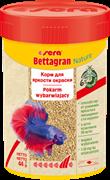 Sera BETTAGRAN корм для петушков в гранулах 100 мл. 44 г.