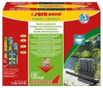 Sera Активированный уголь Pond SUPER CARBON 2 кг (S8402)