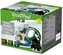 Подсветка для пруда TetraPond PL20 (Лампа-20 Вт, 3 светофильтра, трансформатор, кабель 7 м.)