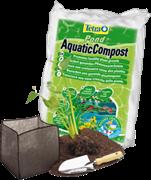 Грунт для посадки прудовых растений Tetra POND AQUATIC COMPOST 8 л.