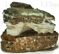 """UDeco Colorado Rock MIX SET 30 - Натуральный камень """"Колорадо"""" для оформления аквариумов и террариумов, набор 30 кг."""