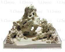 """UDeco Sansibar Rock MIX SET 10 - Натуральн камень """"Занзибар"""" для оформления аквариумов и террариумов, набор 10 кг."""