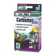 JBL Carbomec activ - Высокоэффективный активированный уголь для пресноводных аквариумов, 400 г