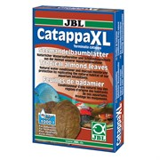 JBL Catappa XL - Листья тропического миндального дерева для пресноводных аквариумов, 10 шт.