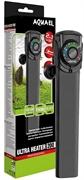 Обогреватель Aquael Ultra Heater UH-200W пластиковый небъющийся с электронным термостатом (аквариумы 130-200л) 27,4 см.