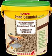 Корм для прудовых рыб Sera Pond POND GRANULAT 10 л (1,8 кг) ведро