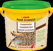 Корм для прудовых рыб Sera Pond POND GRANULAT 3,8 л (600 г) ведро