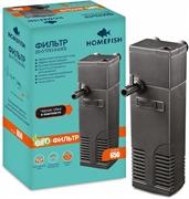 Фильтр Homefish  650 внутренний для аквариума до 70л, 350л/ч 5,0 Вт.