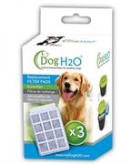 Сменные фильтры для автопоилок Feed-Ex Cat H2O и Dog H2O 3 шт.