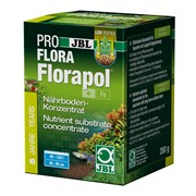 JBL Florapol - Грунтовое удобрение д/растений в пресн аквариуме, 350 г, на 50-100 л