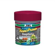 JBL NanoPrawn - Основной корм для креветок в нано-аквариуме, гранулы, 60 мл/35 г