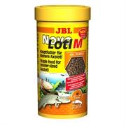JBL NovoLotl M - Осн. корм для небольших аксолотлей, гранулы, 250 мл (150 г)