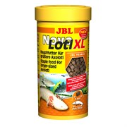 JBL NovoLotl XL - Основной корм для крупных аксолотлей, гранулы, 250 мл (150 г)