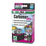 JBL Carbomec ultra - Суперактивный гранулированный уголь д/фильтров в морск акв, 400 г