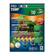 JBL ProTemp b10 - Грунтовый термокабель д/пресн аквариумов 50-120 л (60-80 см), 10 Вт