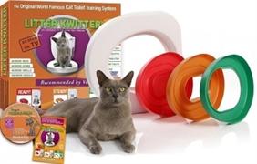 Система для приучения кошки к туалету LITTER KWITTER
