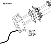 JBL AC 110W electrical unit - Блок питания для УФ-стерилизатора