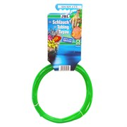 JBL Aquarium tubing GREEN air 4/6 - Воздушный шланг, прозр зеленый, 2,5 м, на подвесе