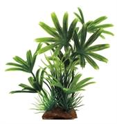 ArtUniq Bambusa green mix 15 - Бамбуза зеленая в миксе растений, 13x5x15 см