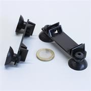 JBL AutoFood BLACK Suction cup set - Комплект присосок для автокормушки, черный, 2 шт.