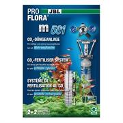 JBL ProFlora m501 - СО2-система с многоразовым баллоном 500 г д/акв до 400 л (120 см)