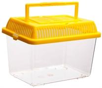Переноска Barbus Box 004 с пластиковой крышкой 21х13,5х14 см.