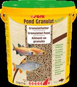 Корм для прудовых рыб Sera Pond POND GRANULAT 21 л (3,5 кг) ведро