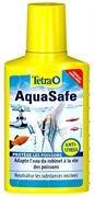 Кондиционер для аквариумной воды Tetra AquaSafe /подготовка воды/  50 мл.