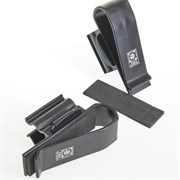 JBL ClipSafe Varlo - Универсальный зажим для аквариумных шлангов диаметром от 9 до 27 мм. 2 шт.