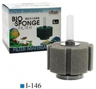 Фильтр воздушный ISTA Bio-sponge filter L для аквариумов до 50 л.