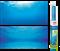 Фон пленка-постер Juwel /голубая вода/  60х30 см. - фото 19705