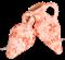 Декорация Zolux Амфора двойная с распылителем (серия Христофор Колумб) 12,5х12х5х11,5 см. - фото 20541