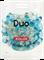 Украшения для аквариума стеклянные Zolux Дуо (голубой и прозрачный), 472 г. - фото 20566